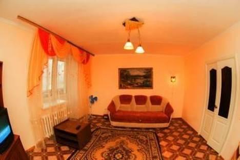Сдается 2-комнатная квартира посуточно в Саранске, ул. Мордовская, 5.