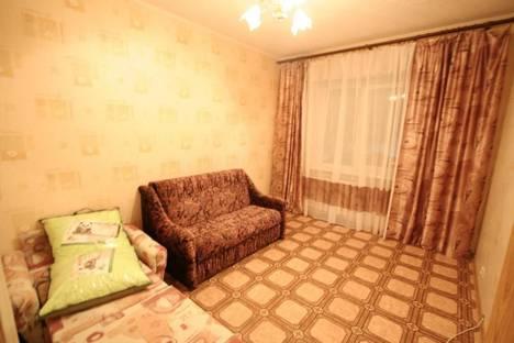 Сдается 2-комнатная квартира посуточно в Кировске, Олимпийская 71.