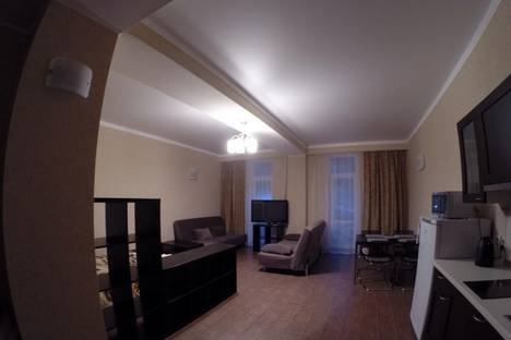 Сдается 1-комнатная квартира посуточно в Домбае, ул. Карачаевская, 60.