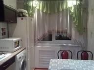 Сдается посуточно 1-комнатная квартира в Волжском. 45 м кв. ул. Александрова, 8