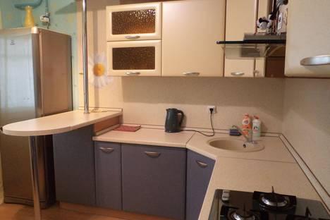 Сдается 1-комнатная квартира посуточно в Ханты-Мансийске, ул. Энгельса, д. 3.