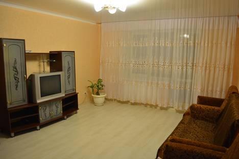 Сдается 2-комнатная квартира посуточно в Саранске, ул. Севастопольская, 56.