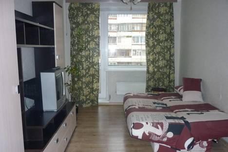 Сдается 1-комнатная квартира посуточно в Сыктывкаре, Ленина 17.