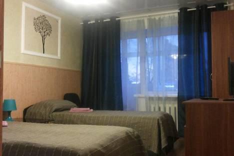 Сдается 2-комнатная квартира посуточнов Екатеринбурге, ул. Челюскинцев, 29.