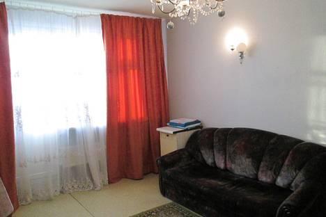 Сдается 1-комнатная квартира посуточно в Нижневартовске, Wi-Fi.  ул. Мира, 15.