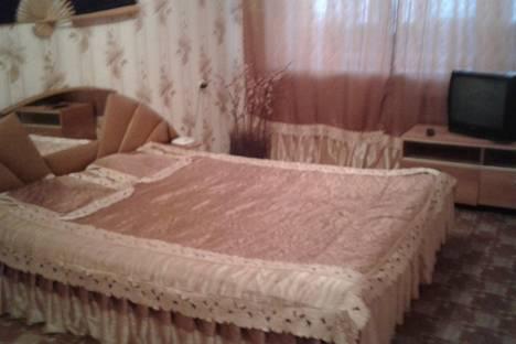 Сдается 1-комнатная квартира посуточно, ул. Караная Муратова, 2.