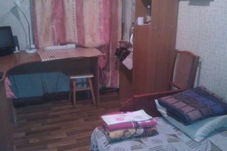 Сдается комната посуточно в Архангельске, проспект Советских Космонавтов, 188.