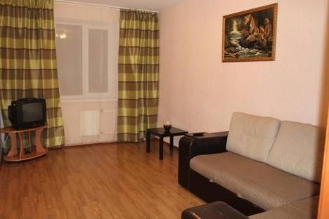 Сдается 1-комнатная квартира посуточнов Оренбурге, ул. Краснознаменная, 58/1.