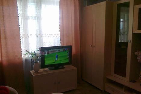 Сдается 1-комнатная квартира посуточнов Рыбинске, проспект Мира, 23.