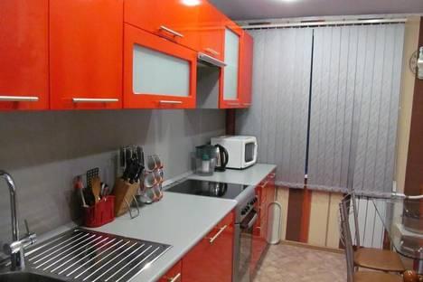 Сдается 3-комнатная квартира посуточнов Таштаголе, Дзержинского, 23.