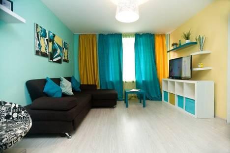Сдается 2-комнатная квартира посуточнов Лобне, Б. Кондратьевский пер., 6.