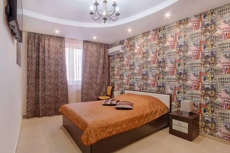 Сдается 1-комнатная квартира посуточно в Ростове-на-Дону, ул. 1-я линия, 11.