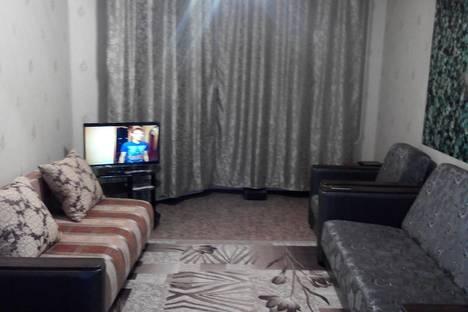 Сдается 2-комнатная квартира посуточно в Мегионе, львовская 4 а.