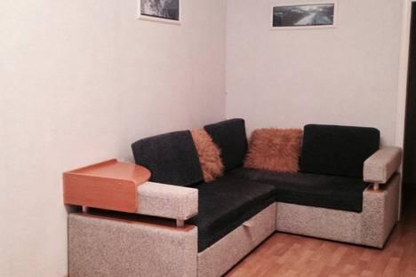 Сдается 1-комнатная квартира посуточнов Уфе, ул. Маршала Жукова, 2/10.