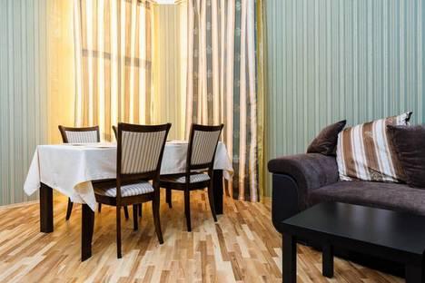 Сдается 2-комнатная квартира посуточно в Ростове-на-Дону, Красноармейская 141.