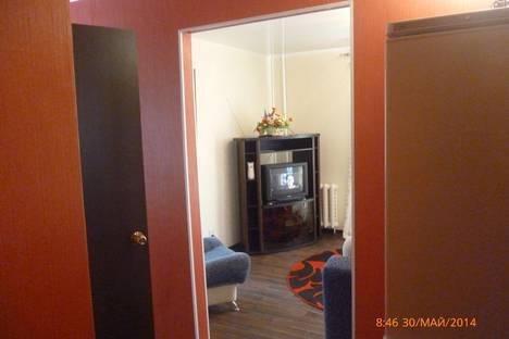 Сдается 4-комнатная квартира посуточно в Березниках, ул. Свердлова, 102.