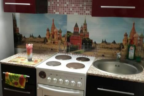 Сдается 2-комнатная квартира посуточнов Перми, Екатерининская 122.