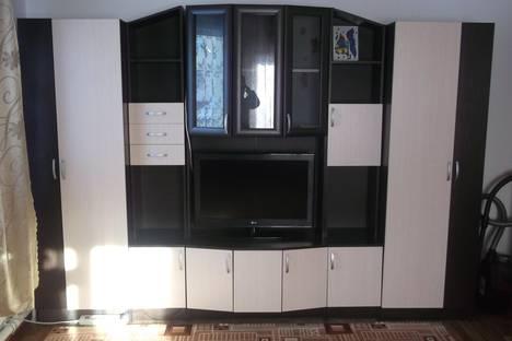Сдается 1-комнатная квартира посуточно в Шерегеше, ул. Дзержинского 19.