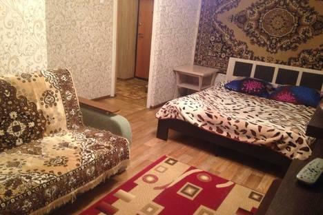 Сдается 1-комнатная квартира посуточнов Дзержинске, Терешковой 6а.