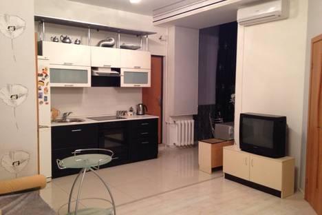 Сдается 2-комнатная квартира посуточнов Уфе, Энгельса 1/1.