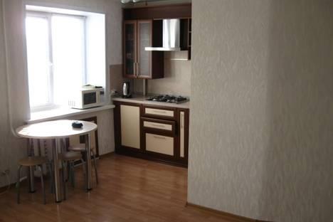 Сдается 2-комнатная квартира посуточнов Саранске, ул. Полежаева, 101А.
