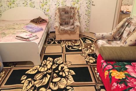 Сдается 1-комнатная квартира посуточнов Костомукше, ул. Ленина, 12.