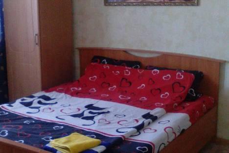 Сдается 1-комнатная квартира посуточнов Ревде, проспект Космонавтов 5.