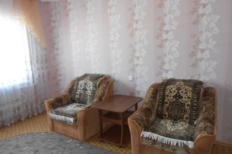 Сдается 3-комнатная квартира посуточно в Белокурихе, ул. Советская, 10.