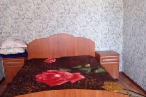 Сдается 1-комнатная квартира посуточно в Златоусте, пр Гагарина 8 линия д 16.