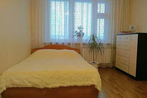 Сдается 1-комнатная квартира посуточно в Набережных Челнах, Раскольникова, 21.