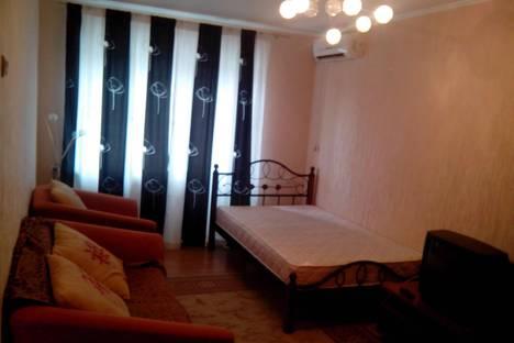 Сдается 1-комнатная квартира посуточнов Астрахани, Анри Барбюса 32.