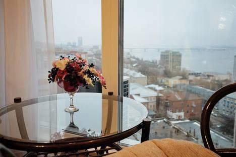 Сдается 2-комнатная квартира посуточнов Саратове, ул. им Радищева 4/6.