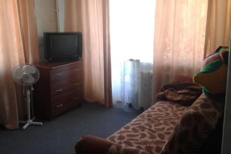 Сдается 1-комнатная квартира посуточно в Железногорске, Свердлова 41.