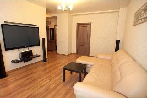 Сдается 3-комнатная квартира посуточно в Челябинске, Пушкина, 65.