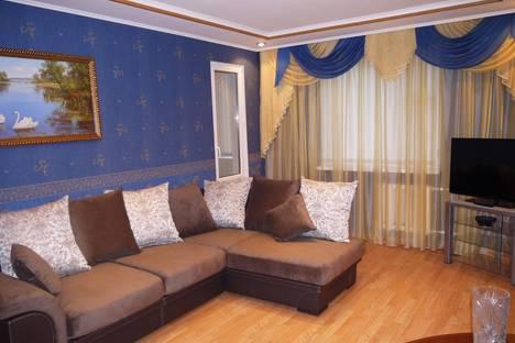 Сдается 2-комнатная квартира посуточнов Липецке, Неделина 15а.
