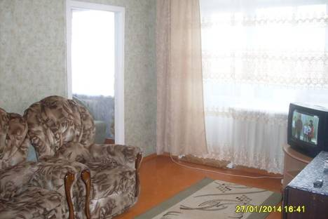 Сдается 2-комнатная квартира посуточнов Нефтекамске, Ленина 34.
