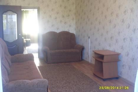 Сдается 2-комнатная квартира посуточнов Нефтекамске, Строителей 51А.