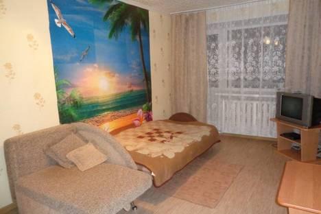 Сдается 1-комнатная квартира посуточнов Нефтекамске, Социалистическая 69.
