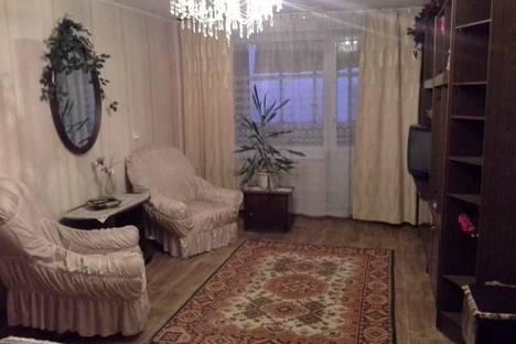 Сдается 2-комнатная квартира посуточно в Ульяновске, ул.Аблукова 19.