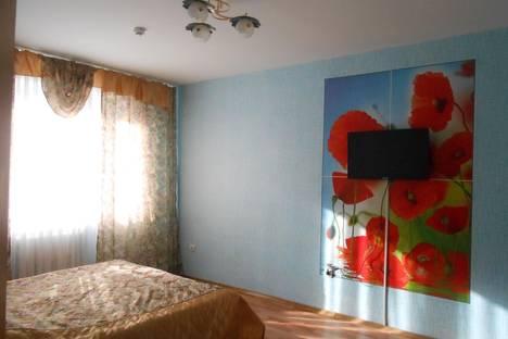 Сдается 1-комнатная квартира посуточно в Стерлитамаке, ул. Артема, Юрматинская,8.