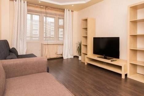 Сдается 1-комнатная квартира посуточнов Екатеринбурге, Репина улица, д. 80.