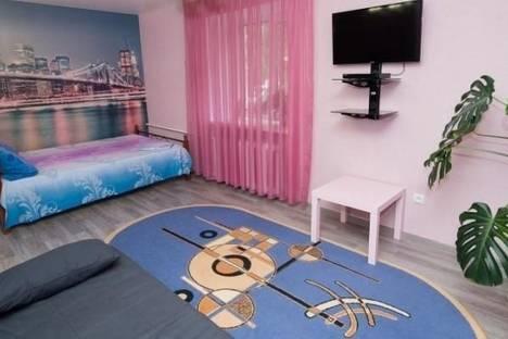 Сдается 1-комнатная квартира посуточнов Екатеринбурге, Мира улица, д. 3, корп. е.
