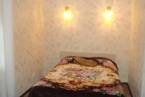 Сдается 1-комнатная квартира посуточно в Комсомольске-на-Амуре, ул.Ленинградская,46.