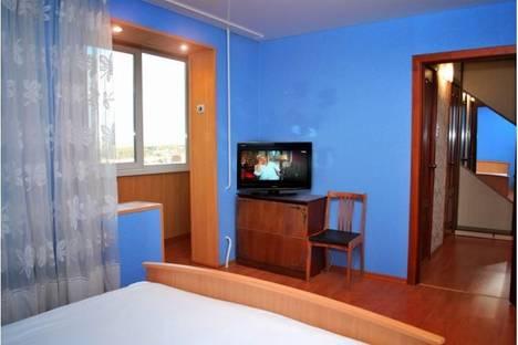 Сдается 2-комнатная квартира посуточно в Златоусте, кв.Медик 5.