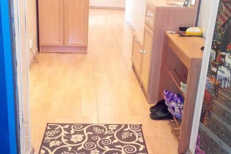 Сдается 3-комнатная квартира посуточно в Норильске, Лууреатов д.51.