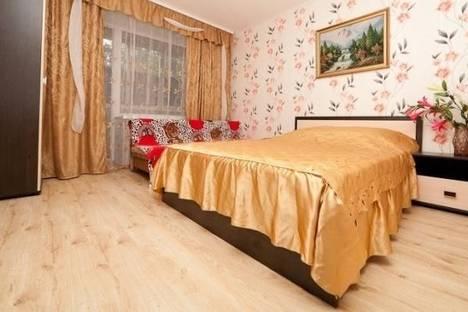 Сдается 1-комнатная квартира посуточнов Екатеринбурге, Посадская улица, д. 28, корп. 4.