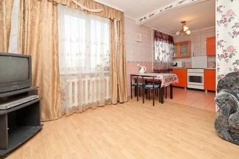 Сдается 2-комнатная квартира посуточно в Екатеринбурге, Волгоградская улица, д. 37.