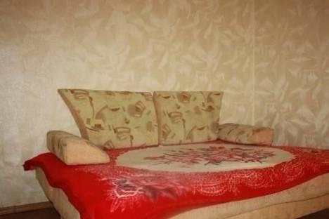 Сдается 1-комнатная квартира посуточно в Комсомольске-на-Амуре, пр. Мира, 13.