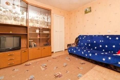 Сдается 2-комнатная квартира посуточнов Екатеринбурге, Большакова улица, д. 145.
