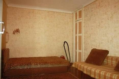 Сдается 1-комнатная квартира посуточно в Комсомольске-на-Амуре, пр. Ленина, 10.
